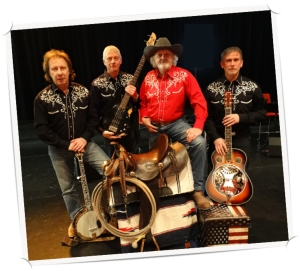 Carry Goossens - Carry's Cowboy Conference